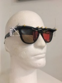 Trucking Glasses by Aaron Stein